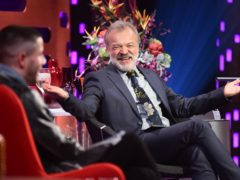 Graham Norton is the author of three books (BBC/PA)