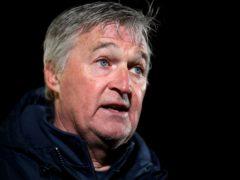Rob Kelly was delighted Barrow had beaten the drop (Nick Potts/PA)