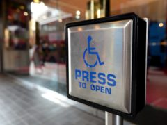 Some 46% of disabled people said the pandemic was making their mental health worse (Andrew Matthews/PA)
