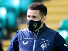 Rangers captain James Tavernier will not be rushed back against Celtic, insists boss Steven Gerrard (Andrew Milligan/PA)