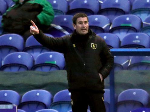 Nigel Clough has no new injury worries (Simon Marper/PA)