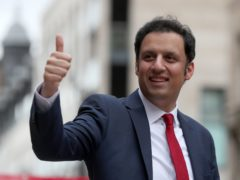 Anas Sarwar is asking Scots to give both votes to Scottish Labour as a 'better opposition' to the SNP (Andrew Milligan/PA)