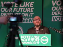 Greens co-leader Patrick Harvie said poor pay and conditions were 'endemic' in hospitality before Covid-19 (Andrew Milligan/PA)
