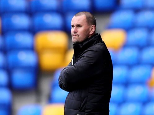 Mark Robinson's side are in good form (Aaron Chown/PA)