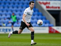 John Marquis' missed penalty proved costly for Portsmouth (Barrington Coombs/PA)