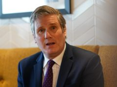 Sir Keir Starmer has been criticised over a visit to the Jesus House church (Ian Forsyth/PA)