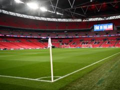 Staging the 2030 World Cup in Britain and Ireland at venues such as Wembley, pictured, would be the most commercially attractive choice for FIFA, the FAW president has said (PA)