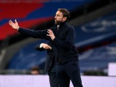 Gareth Southgate's England strengthened their control of their World Cup qualification group with a third successive victory on Wednesday (Andy Rain/PA)