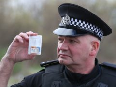 Police Scotland special constable Stewart Barclay administered the antidote (Andrew Milligan/PA)