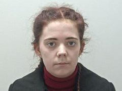 Caitlin Jones has been jailed for five years and eight months (Lancashire Constabulary/PA)