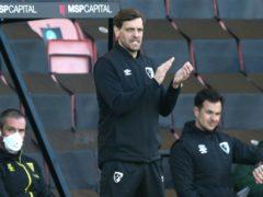 Bournemouth manager Jonathan Woodgate (Andrew Matthews/PA)