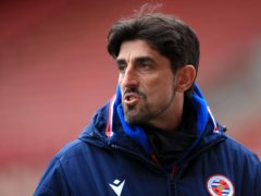 Reading manager Veljko Paunovic was disappointed with his side's finishing at Luton (Mike Egerton/PA)