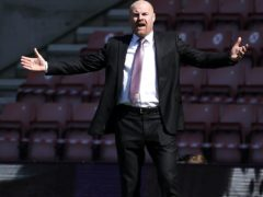 """Burnley manager Sean Dyche is wary of making his team """"too clean"""" (Andrew Boyers/PA)"""