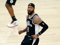 Los Angeles Clippers forward Marcus Morris helped his side defeat the Lakers (Marcio Jose Sanchez/AP)
