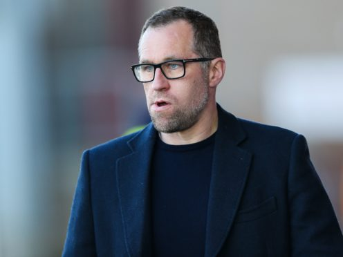 Crewe boss David Artell saw his side thrashed 6-0 on Saturday (Barrington Coombs/PA)