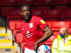 Crewe's Omar Beckles is available to face Rochdale after suspension (Barrington Coombs/PA)