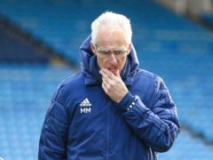 Mick McCarthy's side appear unlikely to reach the play-offs (Isaac Parkin/PA)