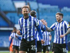 Jordan Rhodes was among the goalscorers (Isaac Parkin/PA)