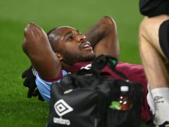 Michail Antonio is injured again (Michael Regan/PA)