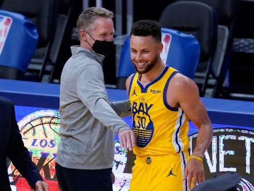 The Warriors defeated the Milwaukee Bucks (Jeff Chiu/AP)