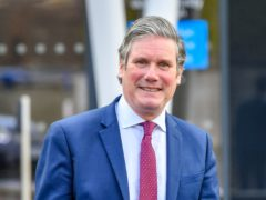 Labour Party leader Sir Keir Starmer (Ben Birchall/PA)