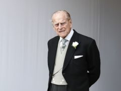 The Duke of Edinburgh (Alastair Grant/PA)