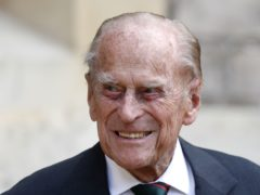 The Duke of Edinburgh (Adrian Dennis/PA)