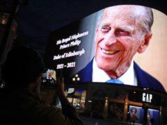 International figures have paid tribute to the Duke of Edinburgh (Yui Mok/PA)
