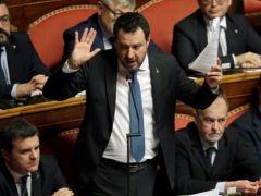 Matteo Salvini (Andrew Medichini/AP)
