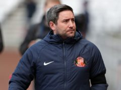 Sunderland manager Lee Johnson (Richard Sellers/PA)