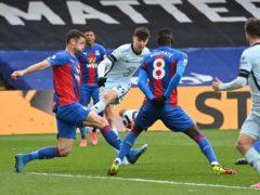 Kai Havertz scored in Chelsea's 4-1 win at Crystal Palace (Justin Tallis/PA)