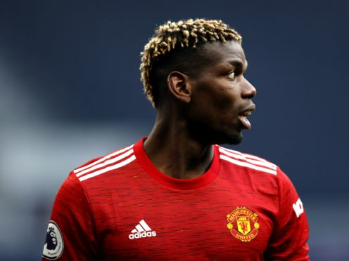 Paul Pogba will be the star of new documentary series 'The Pogumentary' (Adrian Dennis/PA)