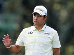 Hideki Matsuyama won the 85th Masters on Sunday (Curtis Compton/Atlanta Journal-Constitution via AP)