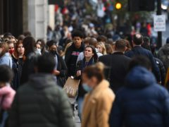 The economic damage caused by the coronavirus pandemic is starting to be reflected in the levels of people and businesses going financially insolvent, according to industry experts (Victoria Jones/PA)