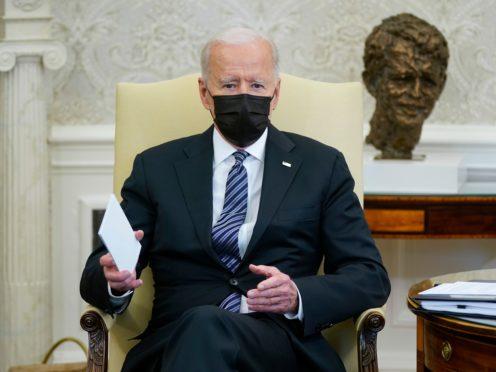 President Joe Biden (Patrick Semansky/AP)