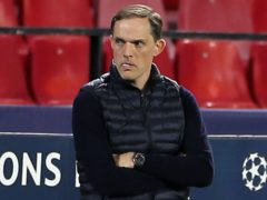Thomas Tuchel believes Chelsea will not be burdened by pressure in their Champions League semi-final (Isabel Infantes/PA)