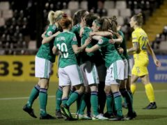 Northern Ireland Women have qualified for their first major tournament (Irish FA handout)