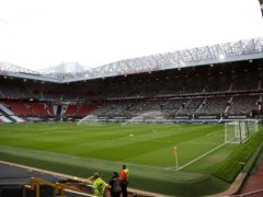 Manchester United are among the clubs involved in the new breakaway European Super League (Martin Rickett/PA)