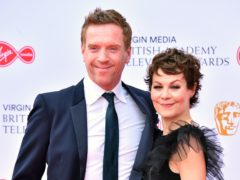 Damian Lewis and Helen McCrory (Matt Crossick/PA)