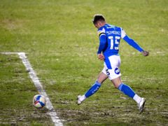 Sammie Szmodics scored twice for Peterborough (Joe Giddens/PA)