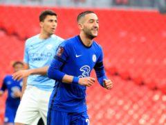 Hakim Ziyech scored Chelsea's winner (Adam Davy/PA)