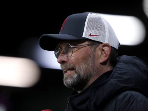 Jurgen Klopp is glad to see the back of the Super League but fears this is not the end of the story (Lee Smith/PA)