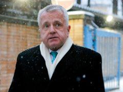 US ambassador to Russia John Sullivan (Alexander Zemlianichenko Jr/AP)