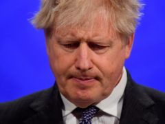 Prime Minister Boris Johnson is facing allegations of cronyism (Toby Melville/PA)