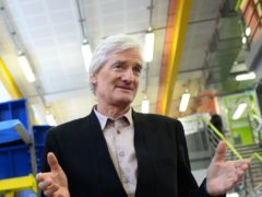 """Sir James Dyson has dismissed suggestions he tried to """"extract favours"""" from Prime Minister Boris Johnson (Stefan Rousseau/PA)"""