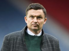 Paul Heckingbottom is wary of giving young players opportunities too early (Ian Rutherford/PA)
