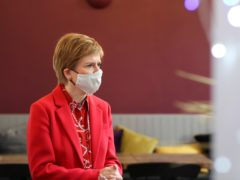Nicola Sturgeon said services should remain in public ownership (Russell Cheyne/PA)