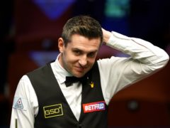 Mark Selby is now favourite to clinch a fourth world snooker title (Zac Goodwin/PA)