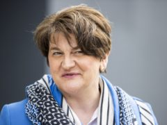 Arlene Foster has announced her resignation as DUP leader and First Minister of Northern Ireland (Liam McBurney/PA)