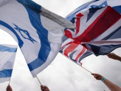 Israel is to welcome the return of vaccinated UK holidaymakers from next month (Carl Court/PA)